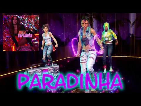 Dance Central Fanmade ''Paradinha'' By Anitta