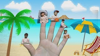 Finger Family | Daddy Finger and More Nursery Rhymes and Kids Songs for Babies