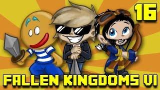 Minecraft - Fallen Kingdoms VI - Jour 16 RECHERCHE DE COFFRE