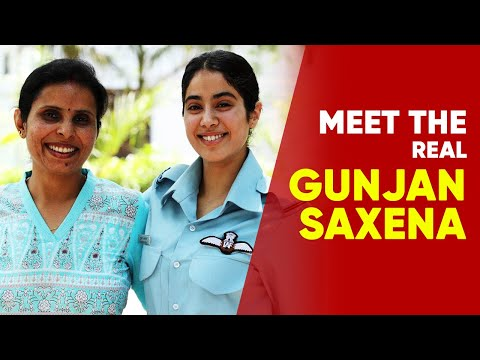 Who Is Gunjan Saxena Newsmo Youtube
