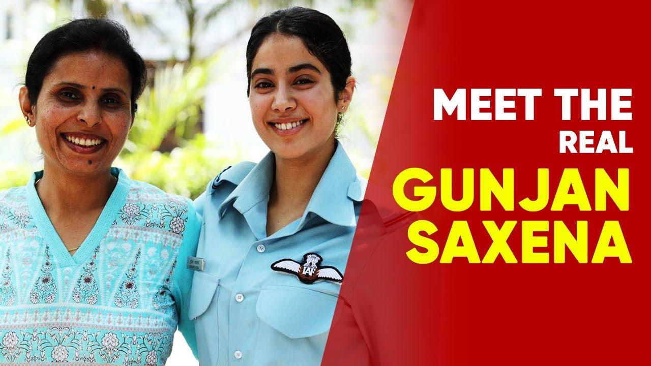Who Is Gunjan Saxena Newsmo Youtube