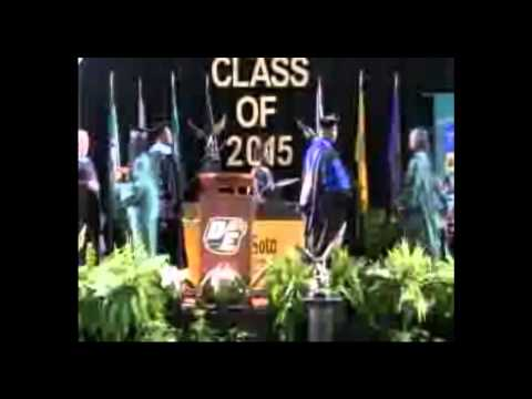 DeSoto High School Graduation 2015