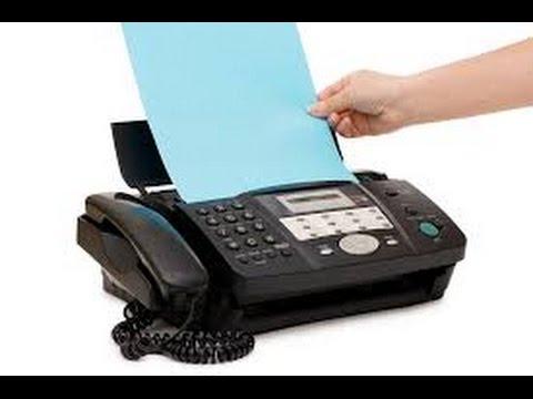 ¿Por que los Fax no Dejan de Existir?