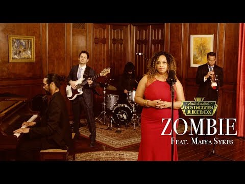 Zombie - The Cranberries Soul Cover ft. Maiya Sykes