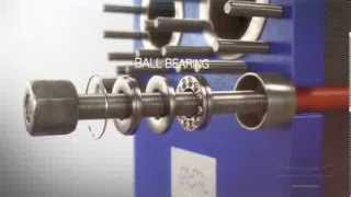 Bearing Boxes On Alfa Laval Gasketed Plate Heat Exchangers