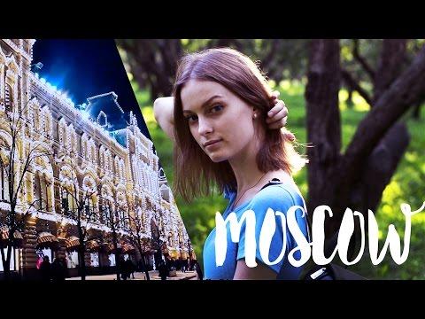 MOSCOW PLACES / КРАСИВЫЕ МЕСТА МОСКВЫ