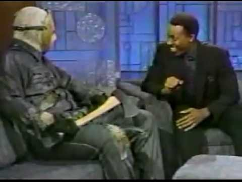 Kane Hodder/Jason on The Arsenio Hall Show 1989