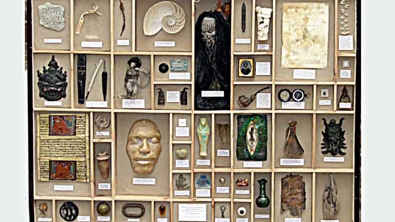 Cabinet Of Wonders Cabinet Of Curiosities 1 Youtube
