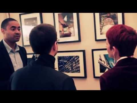 Interview Comme Un Reflex au Salon de la Photographie Contemporaine 2014