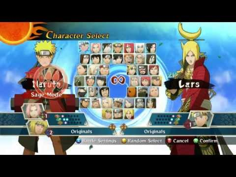 Naruto Shippuden: Ultimate Ninja Storm 2 (Xbox 360) - Tournament | Final Battle (Story Mode)