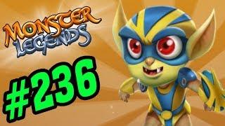 ✔️SIÊU NHÂN NHÍ !! - Monster Legends Game Mobiles - Android, Ios #236