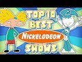 Top 10 BEST Nickelodeon Cartoons