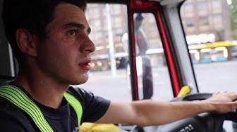 Pompiers Genève - Evacuation sanitaire à Carouge