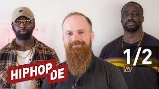 "Manuellsen & Micel O: #DerDiisch, Bushido, ""New Jack City"", Eunique & Machete – Toxik (Interview)"