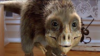 絵本から飛び出した迷子の赤ちゃん恐竜をママの元へ!子どもたちが大奮闘/映画『ダイナソー・デイナ 絵本から出たティラノサウルス』予告編