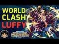 Walkthrough for World Clash Luffy 50 Stamina! [One Piece Treasure Cruise]