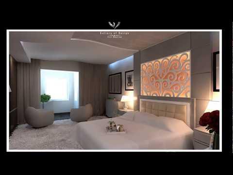 Interior Design for Villa in Al Seeb/Muscat - Sultanate of Oman
