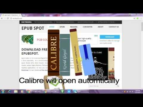 PDF to Epub File conversion with Calibre