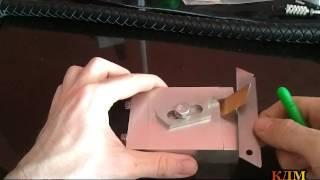 Обзор и доработка полезного инструмента для кожи. КДМ Булат.