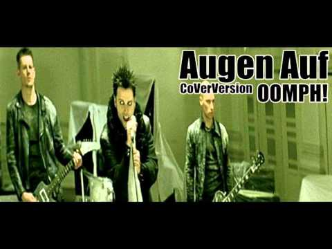 OOMPH!  Augen auf Cover + Lyrics (by CoverVoice)