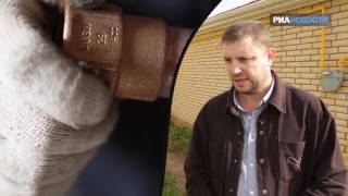 видео Установка газового котла в частном доме и квартире