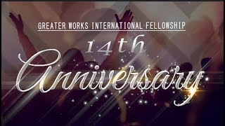 GWIF 14th Church Anniversary featuring Wayne Marshall, Marion Hall, Jermaine Edwards and many more
