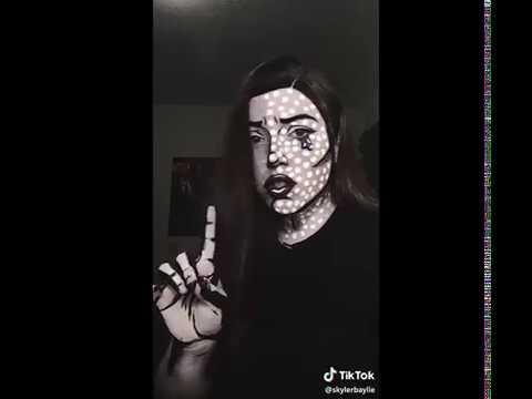 Tik Tok Fake ID Compilation vid  Skylerbaylie Kah-Lo Riton Tiktok