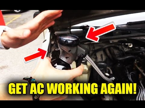 How To Fix Your Car S Ac When It Not Ing Cold