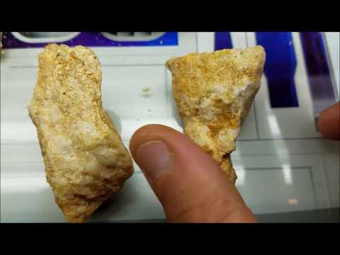 Finding Gold Nuggets In North Carolina! Gold Mining Tips And Info