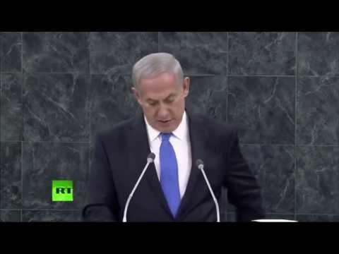 Netanyahu Sounds the Alarm