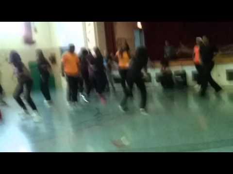 Ashe Elementary School Dancers
