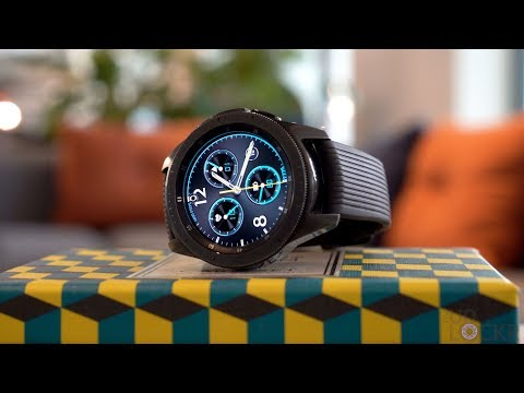 Galaxy Watch Complete Walkthrough: The Best Watch They've Made So Far