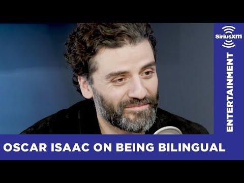Oscar Isaac on Being Bilingual