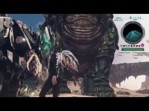 El Skell Inmortal!! Truco De Armas Tipo Disco! Xenoblade Chronicles X