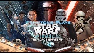 Kranitoko Plays... Star Wars Pinball: The Force Awakens (Pinball FX2)
