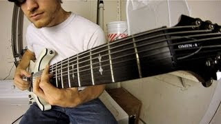 Anchor (8 string song) - Rob Scallon