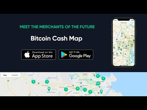 Bitcoin Cash Merchants Near You