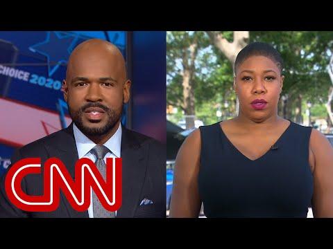 CNN anchor presses Biden campaign adviser on crime bill