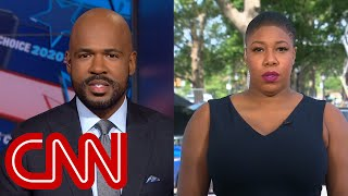 CNN anchor presses Biden campaign adviser on crime bill