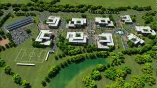 Invest Jamaica: The Barnett Tech Park