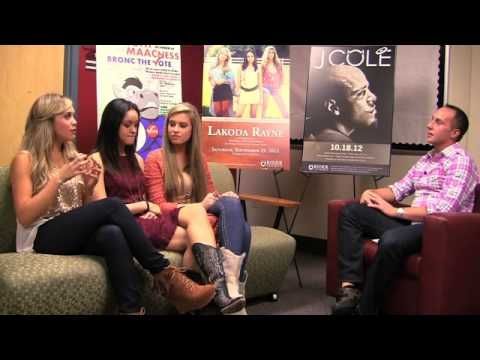 Rider University Network Interview with Lakoda Rayne of The X-Factor USA