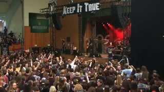 Atlantean Kodex - Heresiarch live @ Keep it True Festival 2014