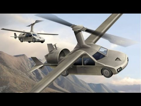 Future Flying Cars That Exist Today 2015 Youtube
