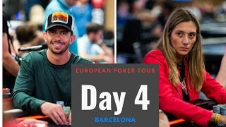 Latest News from 2019 EPT Barcelona: August 30