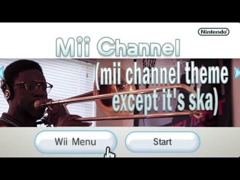 Mii Channel (Ska/Jazz Cover)