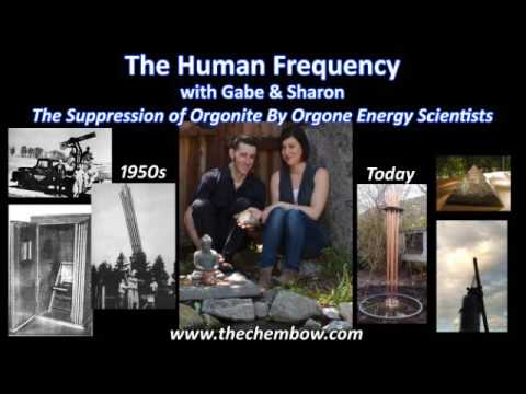 Orgone Energy Scientists Suppressing Orgonite. What's The De