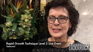 Rapid Growth Technique Testimonial Zora