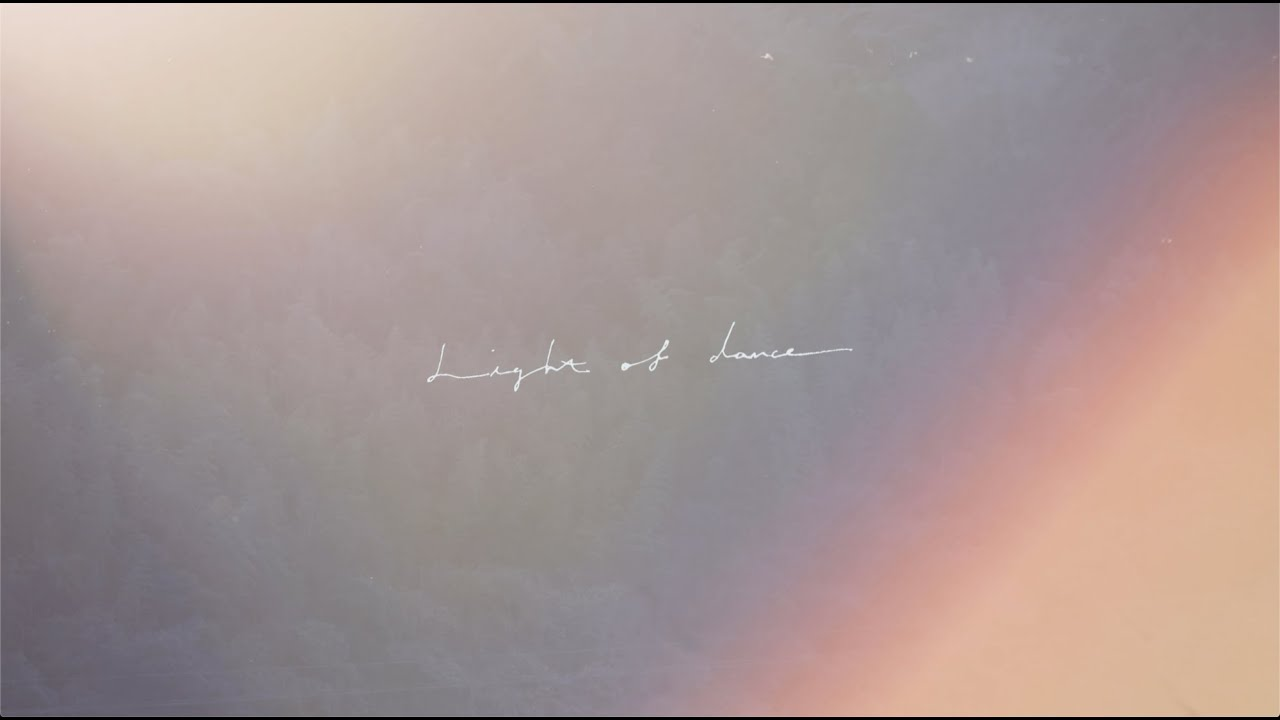 「Light of dance」 MV by 川内倫子(short  ver.)