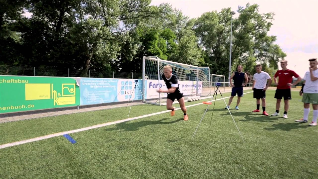 Camp Red Bull Wings Academy Mit Lewis Und Joshua Holtby Christian Titz Und Sebastian Stache Youtube