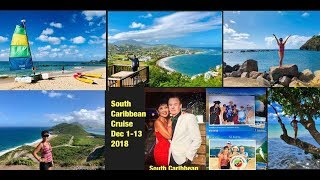 2018 Best South Caribbean Beaches in St Croix, Antigua, St Lucia, St Kitts, St Maarten